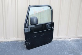 97-06 Chrysler Jeep Wrangler TJ Full Door Left Driver Florida CAR NO RUST image 2