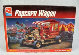 AMT/ERTL POPCORN WAGON CUSTOM ROD CAR MODEL KIT NEW! - $69.29