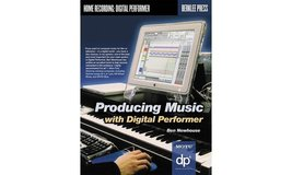 Berklee Press Producing Music with Digital Performer (Book/CD-ROM) [Shee... - $15.10