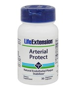 TWO PACK Life Extension Arterial Protect  heart health anti inflammatory - $51.99