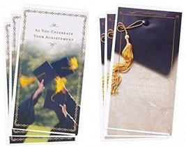 Hallmark Money Holder Or Gift Card Holder Graduation Greeting Card Asso... - $12.47