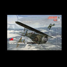 1/48 ROCAF Curtiss BF2C-1 Hawk III ( Mode 68 ) Freedom Model Kits 18009 - $52.24