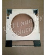 Speed Queen Stack Dryer Front LOWER Panel Almond/Beige for STD32DG Used - $148.50