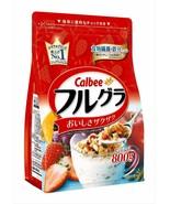 From Japan Calbee Fruit Granola Furugura 800g Cereal - $27.72