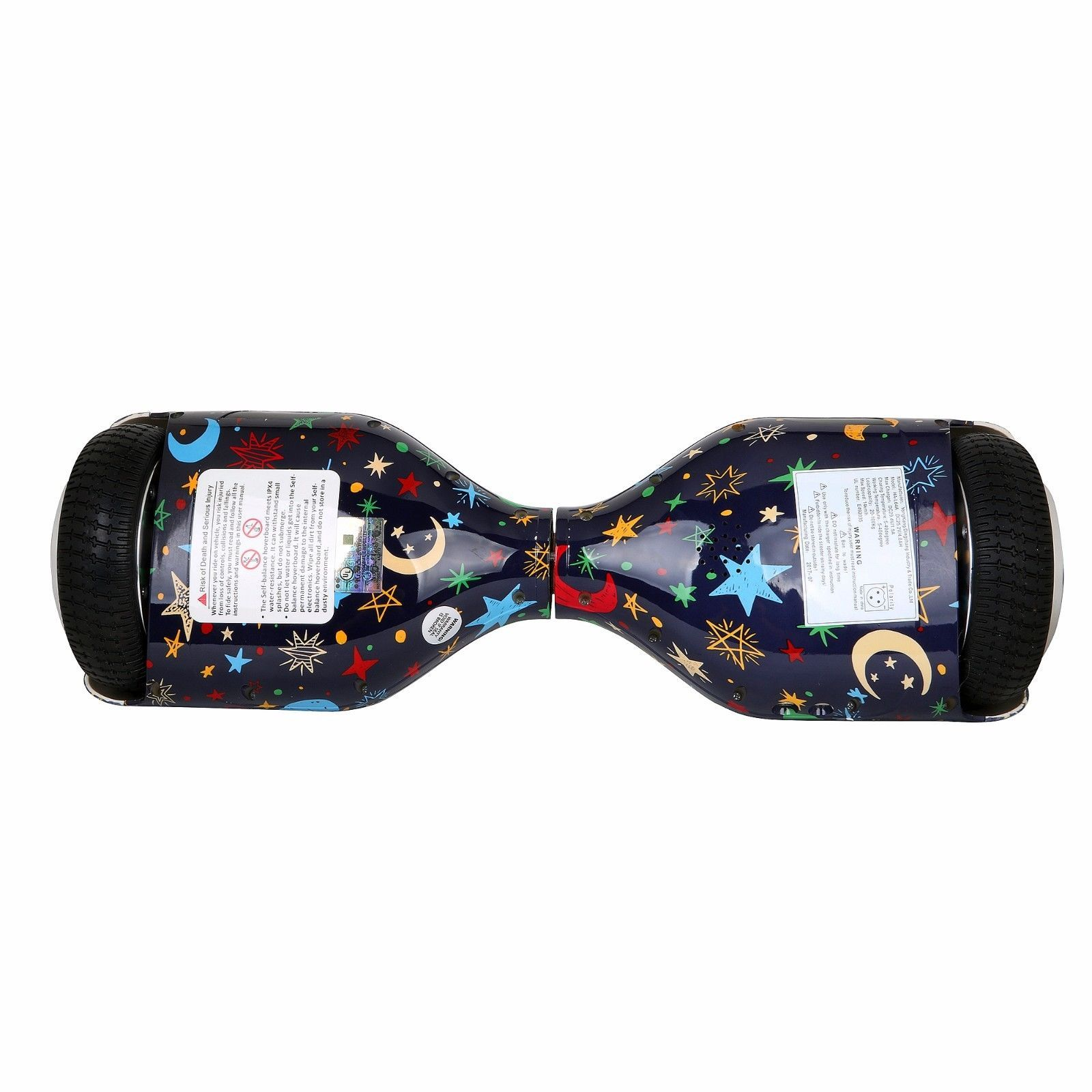 Twinkle Star Hoverboard Bluetooth LED's Two Wheel Balance Scooter UL2272