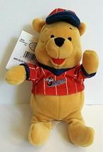 "Disney Winnie the Pooh Baseball Mini Beanbag 8"" Plush Stuffed Animal Toy... - $11.21"