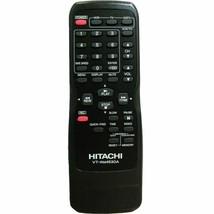 Hitachi VT-RM4530A Factory Original VCR Remote VTFX6500A, VTMX4510A, VTM... - $10.29