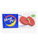 """Strawberry Moon Pie Minis """"Made with Real Sugar"""" *~* FAST SHIPPING ! *~* - $7.99"""