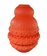 SUMO Rubber Dental Play (S) Dog Toy (red) - $6.81