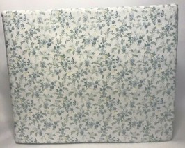 Ralph Lauren 100% Cotton Multi-Color white/blue/yellow Floral Full Sheet... - $79.19