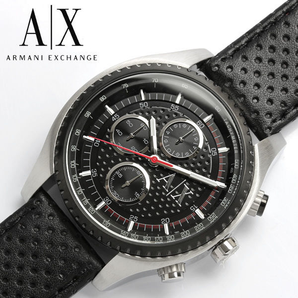 d4258ec3475 New Men s Armani Exchange AX1600 Black and 50 similar items