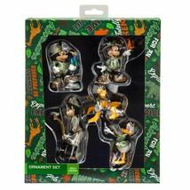 Disney World Animal Kingdom Boxed Ornament Set, NEW - $54.00