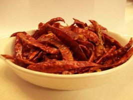 Cayenne Pepper, Whole Dried, 16 Oz ( 1pound) Delicious Fresh Spicy Dried Herb - $15.99