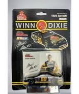NASCAR Mark Martin 1995 Winn Dixie 1/64 Ford Thunderbird car Free Fast S... - $10.77