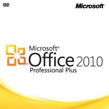 MICROSOFT OFFICE 2010 Professional Plus 1PC full for Windows Lifetime li... - $29.99