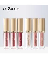 6 Color Matte Lip Gloss Shimmer Glitter Highlight Set Liquid Lipstick Lo... - $12.86