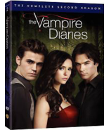 The Vampire Diaries: Season 2 (DVD, 2011, 5-Dis... - $8.95