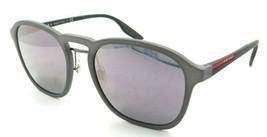 Prada Sport Sunglasses Sps 02S VHD-5T0 55-20-145 Grey / Violet Mirror Grey - $66.15