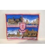 SCOTLAND Patch SCOTTISH Souvenir Crest Emblem Sew or Iron On  - $5.99