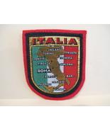ITALY Patch ITALIAN Souvenir Crest Emblem Sew On  - $5.99