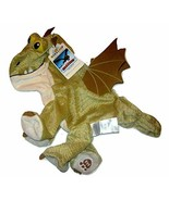 Build A Bear Meatlug How to Train Your Dragon UNSTUFFED Plush HTTYD Toy ... - $288.99