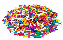 Rainbow Sprinkles - 3 Boxes----Each Box Is 1 X(13.2LB) - $75.70
