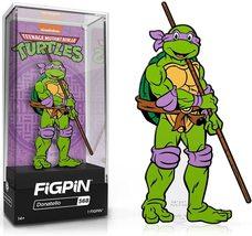 TMNT Classic: Teenage Mutant Ninja Turtles Donatello #568 FiGPiN - $29.00