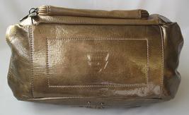 Leather handbag bag brown designer kathy van zeeland thumb200