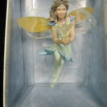 2001 Hallmark Keepsake Frostlight Faeries Collection Faerie Floriella - $11.08