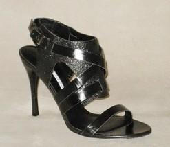 Vera Wang Lavander GARMIN Leather Stilleto Sandal ITALY Women 9M /40 MSP... - €65,88 EUR