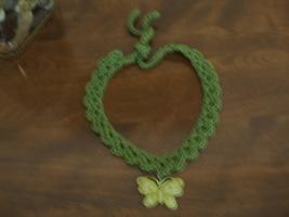 Necklace Bone butterfly Pendant  - $30.00