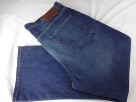 Tommy Hilfiger Men's 40/29 Bootcut Jeans Distressed Med Wash Premium Den... - $24.63