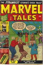 Marvel Tales Comic Book 1st Series #99, Marvel/Atlas 1951 VERY GOOD - $140.28