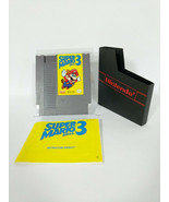 Super Mario Brothers Bros. 3 for NES. Very Good Condition with Free Ship... - $44.86