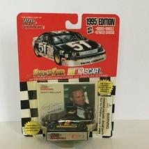 Racing Champions Nascar Rusty Wallace #2 Stock Car Toy 1995 Edition Race Racing - $3.00