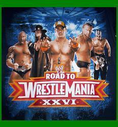 WWE Road To WrestleMania Shirt 14/16 NEW John CENA Undertaker Triple H Mysterio