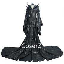 Custom Maleficent Costume, Adult Maleficent Dress Cosplay Costume  - $129.00
