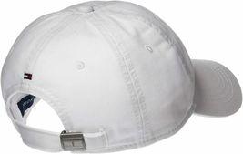 Tommy Hilfiger Men's Tommy Hat Embroidered Branding Logo Baseball Cap 6950130 image 6