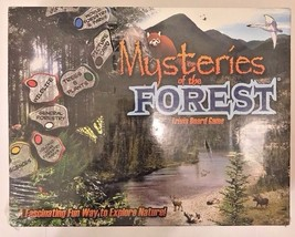Mysteries of the Forest Trivia Board Game by Northern Games Co LTD - $145.13