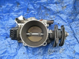 1986 Nissan 300ZX turbo VG30ET V6 OEM throttle body assembly engine moto... - $99.99