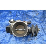 1986 Nissan 300ZX turbo VG30ET V6 OEM throttle body assembly engine moto... - $99.99