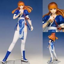Monsieur BOME Dead or Alive Collection #15 Kasumi Blue Dress PVC Figure ... - $39.99