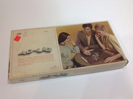Vintage 1970-AD-LIB Game Complete Real Nice Free Priority Mail  Shipping - $24.30