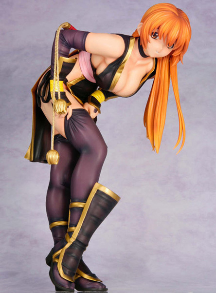 Primary image for Dead or Alive: Kasumi Black Ver 1/6 Scale PVC Figure Brand NEW!