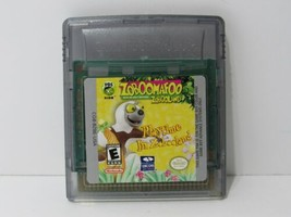 Nintendo Game Boy Color Zoboomafoo: Playtime in Zobooland Cartridge Only... - $10.06