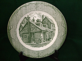 """Royal China """"Old Curiosity Shop"""" Dinner Plate - $122.00"""