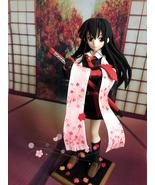 Handmade Akame ga KILL! Akame Action Figure Toy for Sale - £157.81 GBP