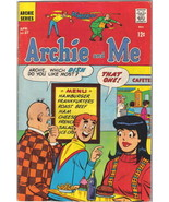 Archie and Me Comic Book #27, Archie 1969 FINE+ - $13.54