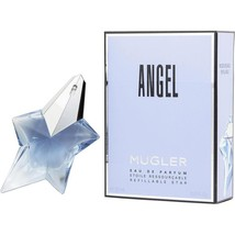 Angel By Thierry Mugler Eau De Parfum Spray Refillable .8 Oz - $63.83