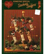 X916 Cross Stitch PATTERN ONLY Someone Special Stocking Stuffers Mini Or... - $12.95